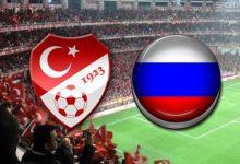 Rusiya - Türkiyə Matçı