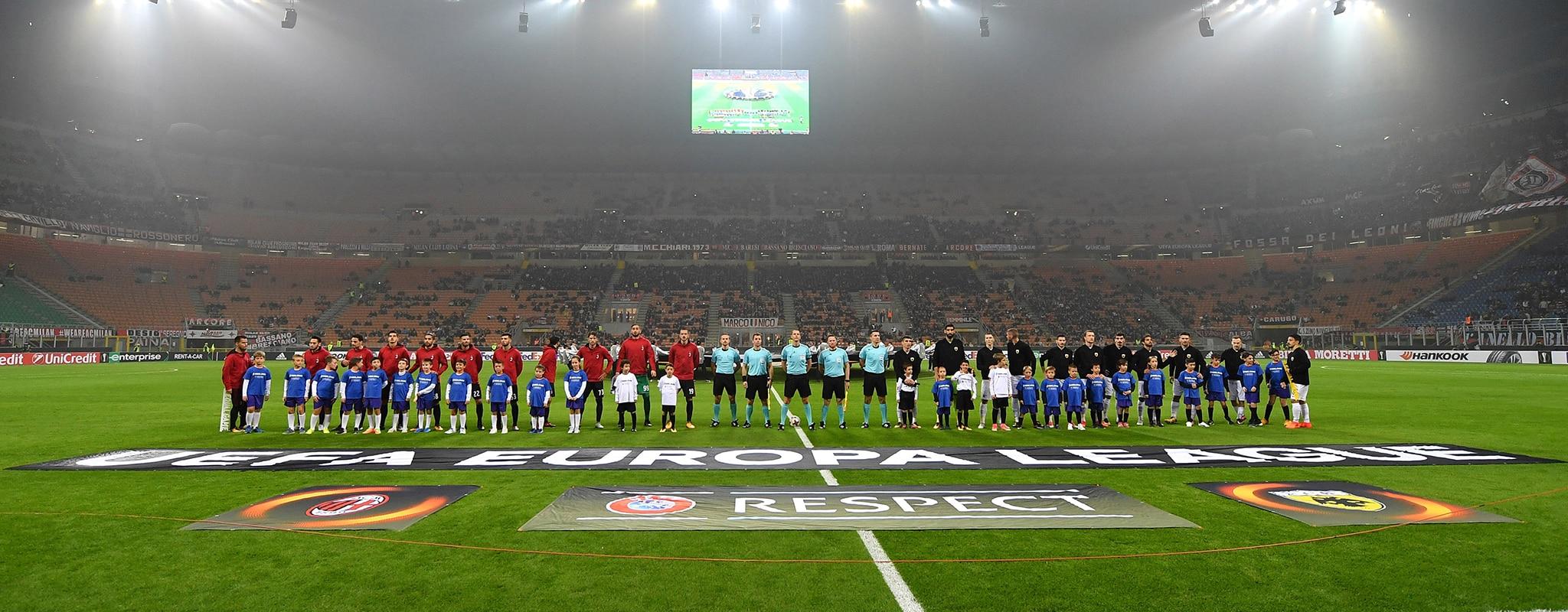 Ac Milan Vs Celtic Arka Plani Gercekler 1
