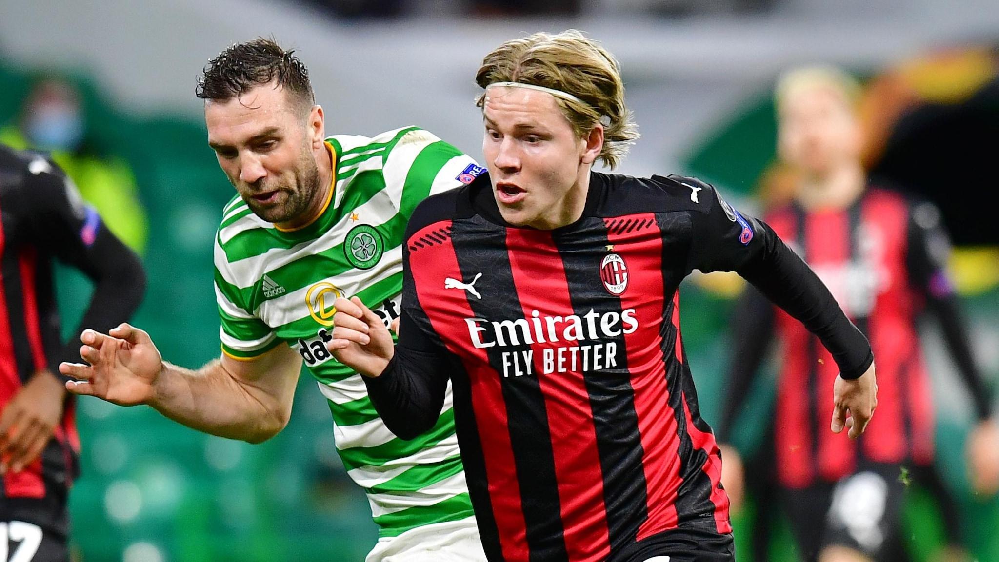 Ac Milan Vs Celtic Arka Plani Gercekler